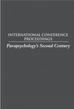 Parapsychology's Second Century