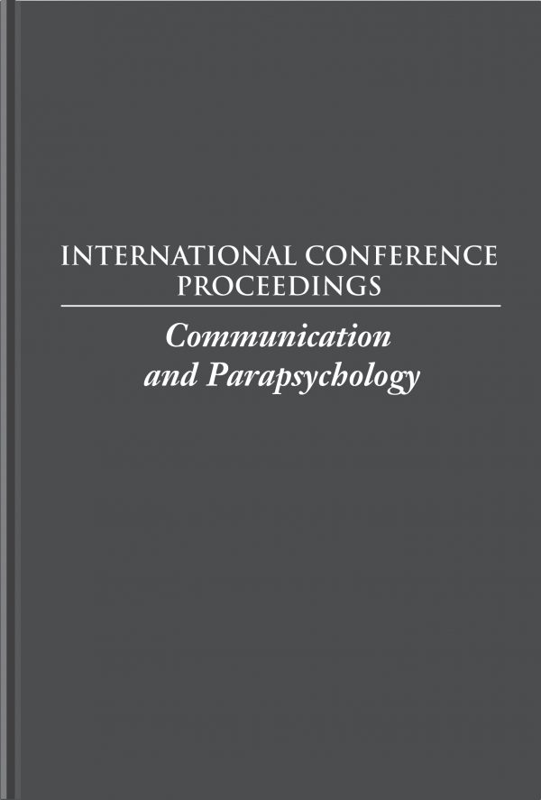 Communication and Parapsychology