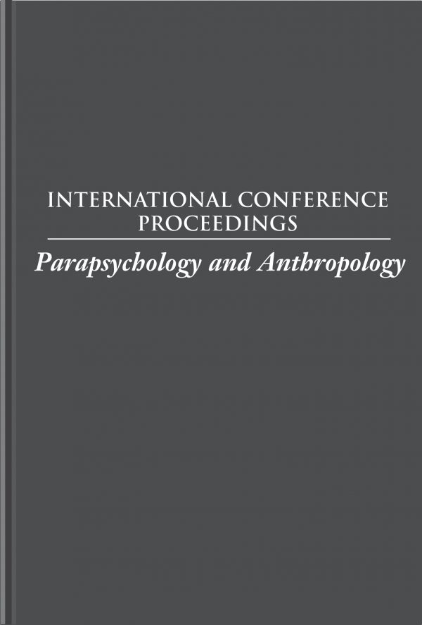 Parapsychology and Anthropology