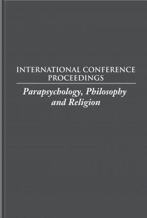 Parapsychology, Philosophy and Religion