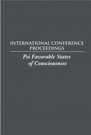 Psi Favorable States of Conscoiusness