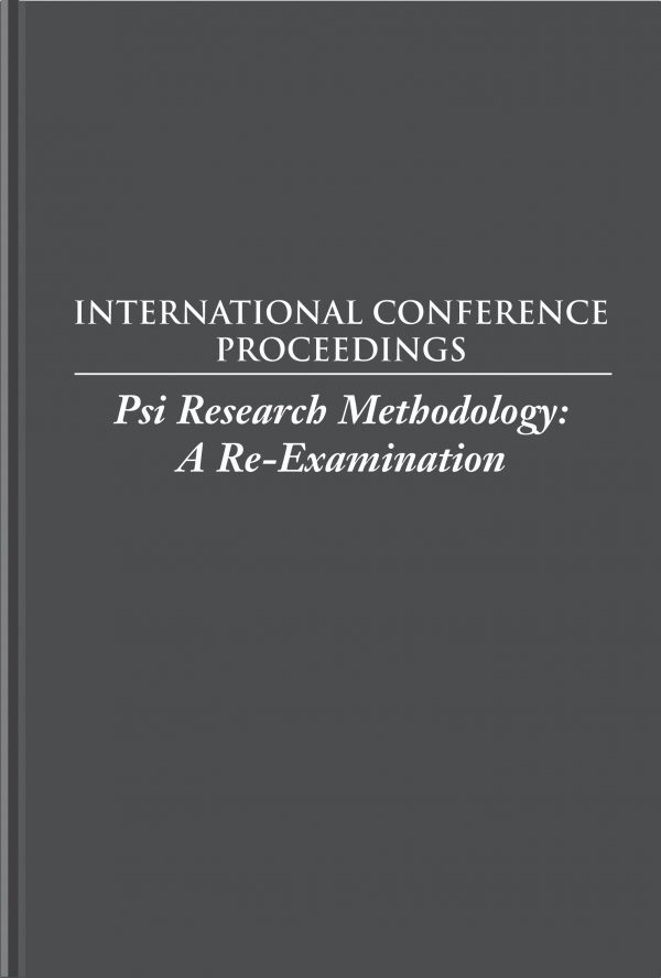 Psi Research Methodology: A Re-Examination