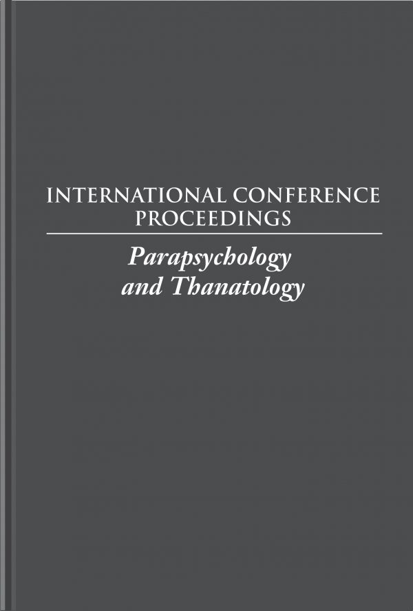 Parapsychology and Thanatology